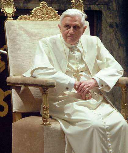 Vatican Pedophilia Advisor Arrested for Pedophilia