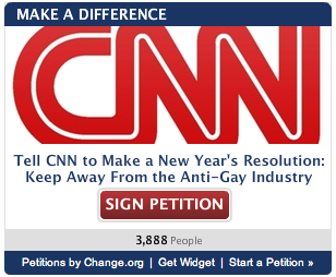 GLAAD to CNN: Quit Hatin'