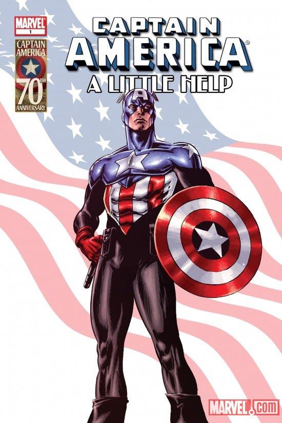 Captain America, suicide, marvel comics