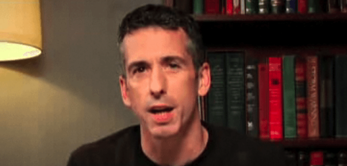 Dan Savage Launches 'Impeach the Motherfucker Already' to Fight Trump