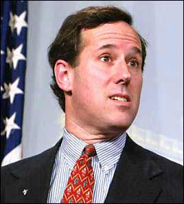 """Rick Santorum: It's """"Common Sense"""" That Gays Can't Raise Children"""