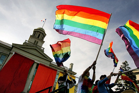 Why Are Republicans Attempting To Ban Gay Marriage In Already-Legal Iowa?