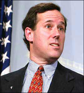 Watch: Rick Santorum Pledges To Reinstate DADT