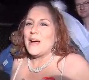 Gay Couples Sneak Into Texas Mass Wedding
