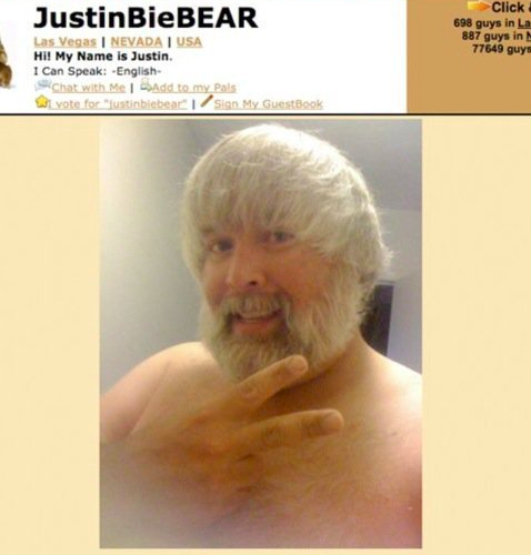 All Hail Justin BieBEAR!