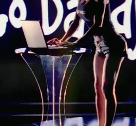 The New GoDaddy Mystery Sexpot Is…?!