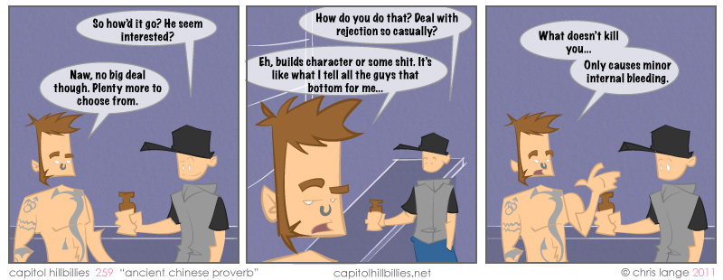 Capitol Hillbillies 259: Ancient Chinese Proverb