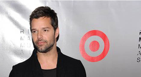 """""""Proud Homosexual Man"""" Ricky Martin Working With Anti-Gay Target"""