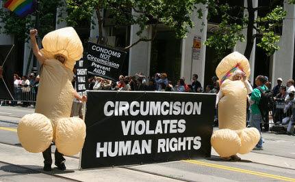 "San Francisco ""Intactivist"" Wants To Ban Circumcision"