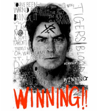 "Charlie Sheen is ""Bi-Winning!"""