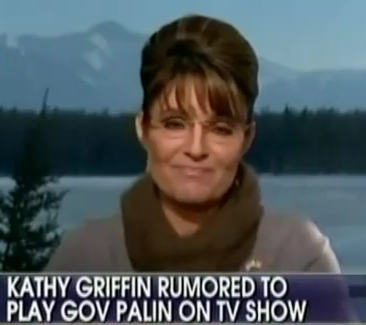 Palin Calls Kathy Griffin A Has-Been & Bully