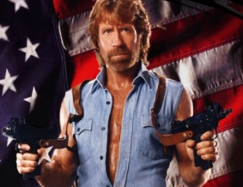 Chuck Norris Picks A Fight With The Gays That He Can't Win