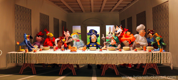 What Would Cap'n Crunch Do: The Last Breakfast