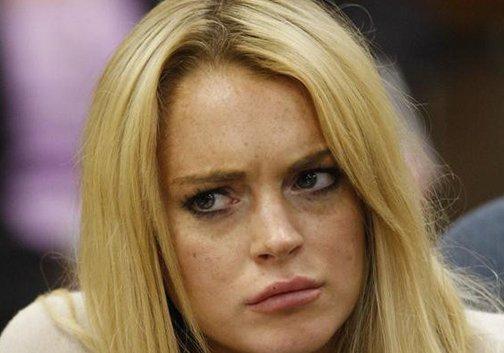 Lindsay Lohan Theft Surveillance Video