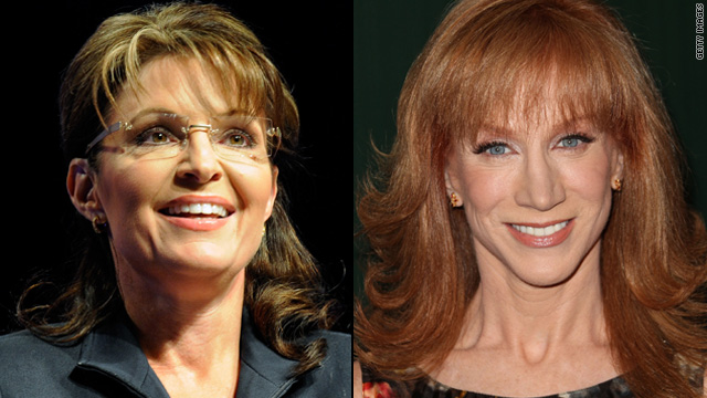 Kathy Griffin Vs. Sarah Palin: LGBT's Are People You Don't Care About