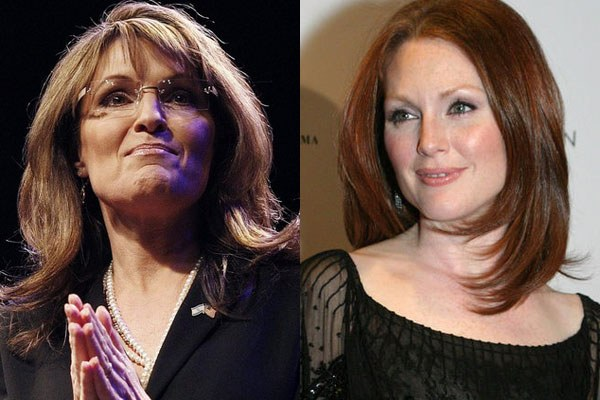 Sarah Palin Wants Julianne Moore To Pay For Her Kids' Braces