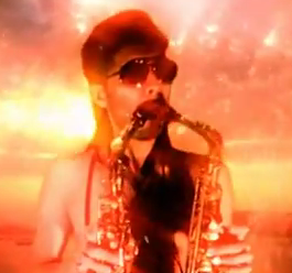 Sexy Sax Is The Best Thing To Happen To George Michael In Years