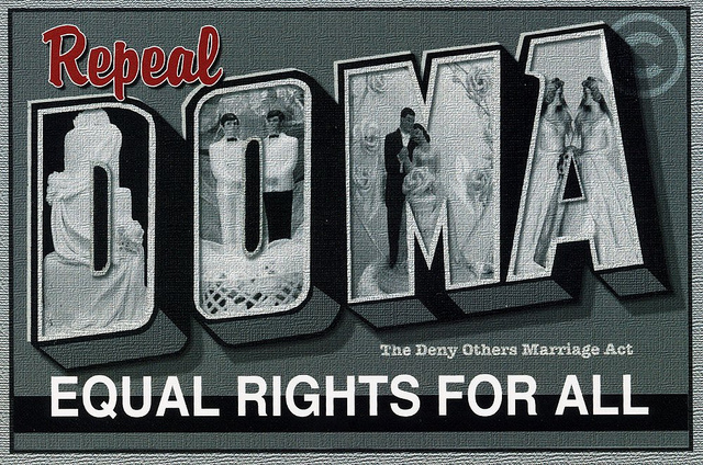 DOMA Repeal Bill Being Introduced Wednesday