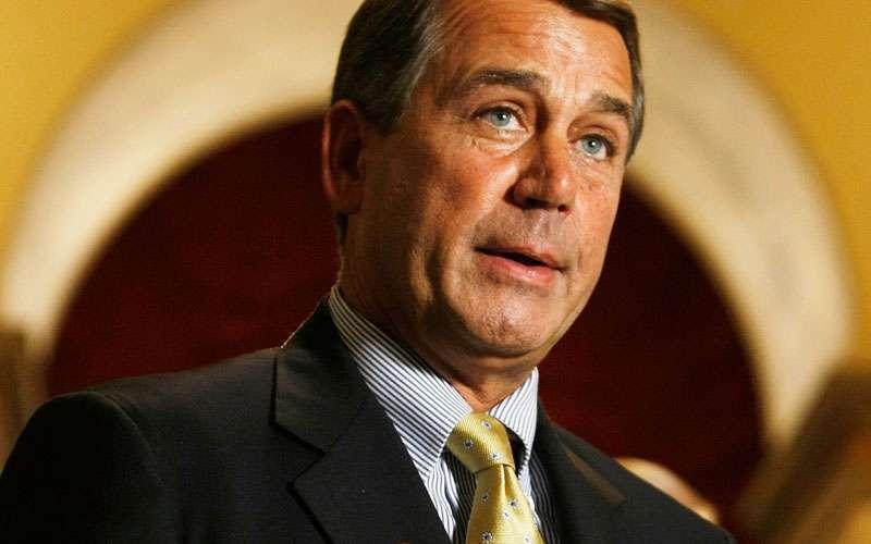 Boehner Denies Gay Veteran Constituent Entry To His Office