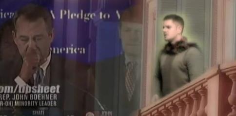 Don't Cry For Me, Speaker Boehner