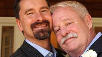 Gay American Author Refused Use of Restroom; For 'Real Men' Only