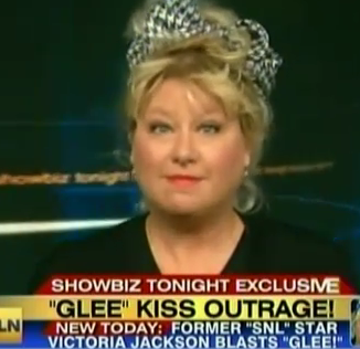 Victoria Jackson's Insanely Homophobic, Nonsensical TV Interview