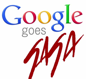 Google Goes Gaga – Hour Long Interview!