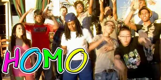 Imma Homo – Hip-Hop Huh-gay