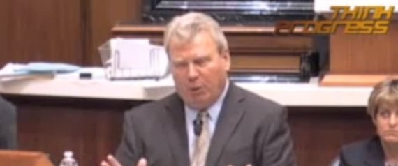 Rep. Eric Turner Claims Women Will Fake Rape or Incest to Have Abortions