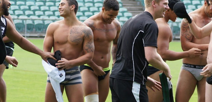Rugby Is The New Gay Sex