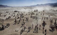 Burning Man's gayborhood is for real!