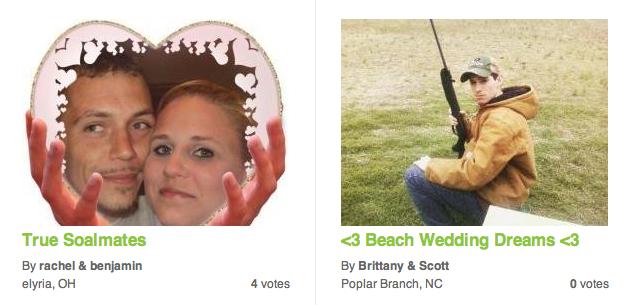 ultimate wedding contest