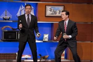 Stephen Colbert IS Rebecca Black!