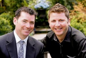 Gay Couple Celebrates First Civil Union in Ireland!