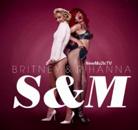 Britney & Rihanna S&M Remix