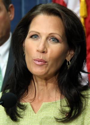 Bachmann Joins Republicans Against Marriage Equality