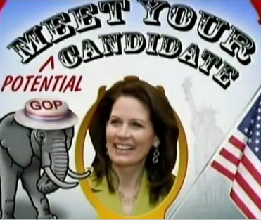 Crouching Bachman, Hidden Bigot: Meet Your 2012 GOP Candidates