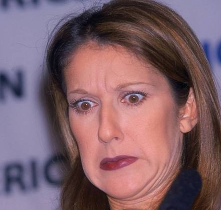 Ridiculous Pictures of Celine Dion