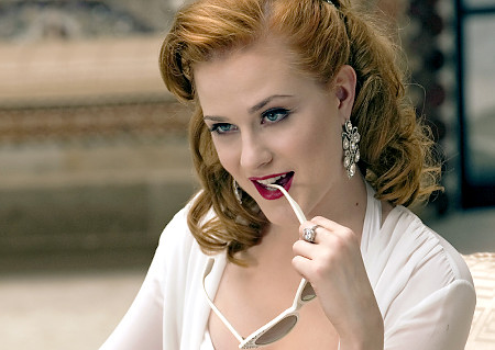 Evan Rachel Wood Is a 'Dominant' Bisexual!