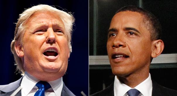 Obama Releases Birth Certificate; Trump Gloats