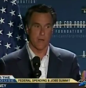 Mitt Romney: We Have To Hang Obama By The Neck