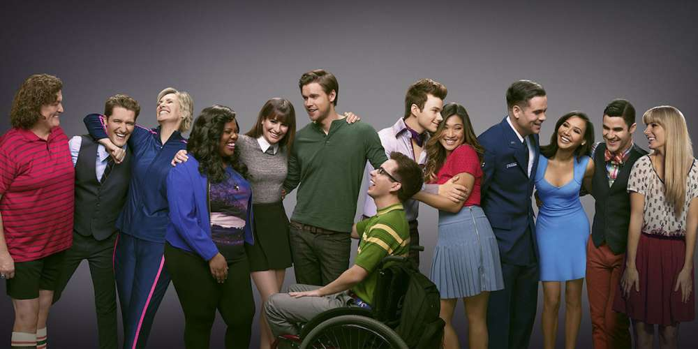 Author Says 'Watching Glee Is Like Stepping In Puddle of HIV'