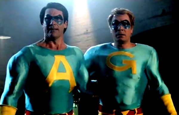 The Ambiguously Gay Duo Go Live-Action!