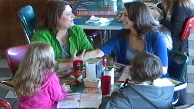 What Would You Do If A Waitress Refused to Serve Gay Parents?