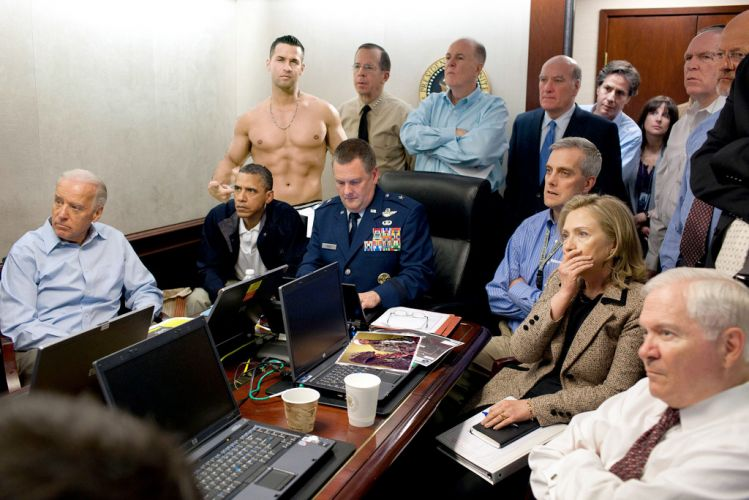 The Situation In The Situation Room