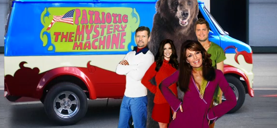 Driving Miss Crazy: Jon Stewart on Sarah Palin's Tour Bus