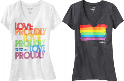 Were Old Navy's Pride T-Shirts Just a Marketing Hoax?