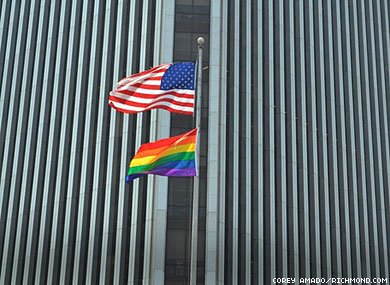 Gay Pride Flag Whips Up Controversy in Virginia