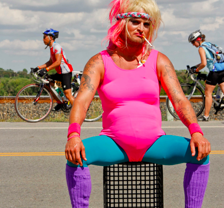 Lonely and Alive at the AIDS/LifeCycle