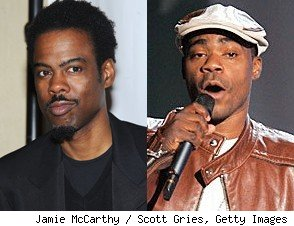 Chris Rock Defends Tracy Morgan (Until The World Freaks Out At Him Too)